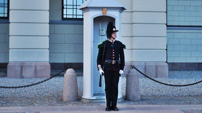 Oslo. Palau Reial