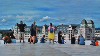 Oslo. Den Norske Opera og Ballett.