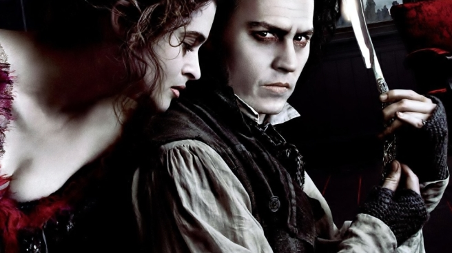 Sweeney Tood amb Johnny Depp i Helena Bonham Carter